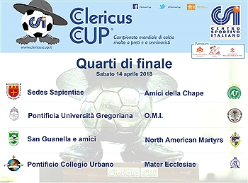 Clericus Cup Slide
